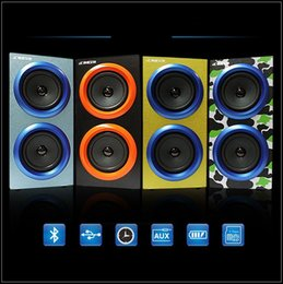 2017 Portable Wireless Bluetooth Speakers Outdoor Sports Subwoofers Handsfree with Mic Support TF Card FM Radio Fashion Luxury Loud Speakers