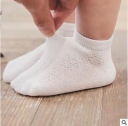 2017 garçons chaussettes d'été Chaussettes à rayures pour bébés Chaussettes en coton mince en été 2017 Chaussettes en mouton en Corée Chaussettes pour garçon et garçon peu coûteux garçons chaussettes d'été