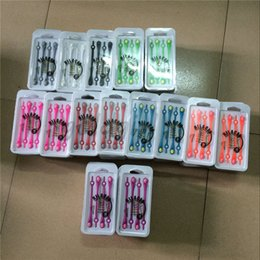 Wholesale DHL Free ship V Tie Most Creative Fashion Design New colorful Listed Lazy Laces silicone V tie round shoe laces Shoelaces with retail box