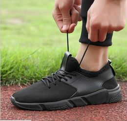 2018 New Men Casual Shoes, Summer Mesh For Men,Super Light Flats Shoes, Nice Kate Foot Wrapping Big Size #36-44