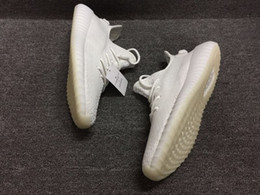 2017summer discount promotions 350 Boost Sneakers Training Shoes Fashion Women and Men Running Sports Shoe Low Kanye West Boots Original box