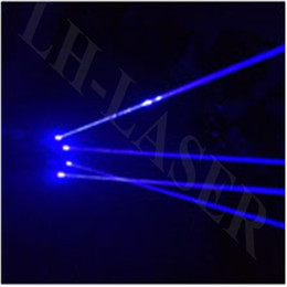 Blue color laser glove stage laser gloves for dj outdoor party laser dance show from lh-laser