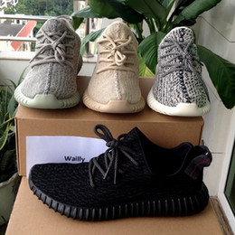Wholesale DOUBLE BOX Genuine Kanye West Boost Shoes Buy Boost enjoy Size Shoes s Photos is of actual Kanye West Shoes