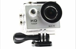 """W9 1080P 12M 2.0"""" WiFi Sport Action Camera 170 Degree Wide Angle Diving Waterproof Helmet Video Camcorder 1pcs lot"""