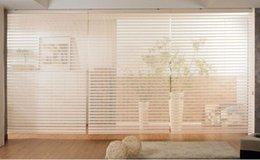 Wholesale colorful shangri la triple shading window blinds
