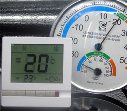 Wholesale Fan speed controller thermostat with Air Conditioner
