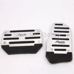 Wholesale Non Slip Automatic Transmission Car Pedal Cover Set For Brake Accelerator