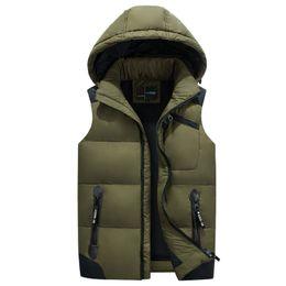 Wholesale Coat Army Fashion For Men - New Fashion Brand Down Jacket Vest for Women and Men Winter Down Vest Waistcoat Female Male Light Warm Outerwear Coat