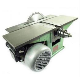 Bench Multifunctional Máquina de carpintería para cepillado / corte / perforación 220V desde máquina cepilladora proveedores