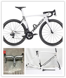 Wholesale 12 colors Sideral White Full Carbon Road complete Bike Bicycle With Ultegra Groupset For Sale