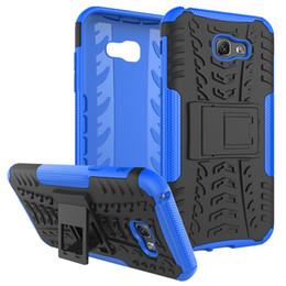 FOR Samsung Galaxy A7 2017 J7 2017 J1 MINI PRIME DAZZLE Hybrid KickStand Impact Rugged Heavy Duty TPU+PC Shock Proof case Cover 50PCS LO