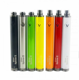 Vision Spinner 2 1650mah eGo Twist 3.7V--4.8V Vision Spinner II Battery Variable Voltage For eGo Atomizer with Packing