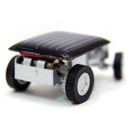 Worlds Smallest Solar Power Racing Car Mini solar toys ,solar energy toys 300pcs lot