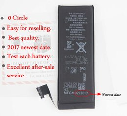Wholesale Best Quality Built in Internal Li ion Replacement Battery For iphone S S C G G S mah mah mah mah Tested battery