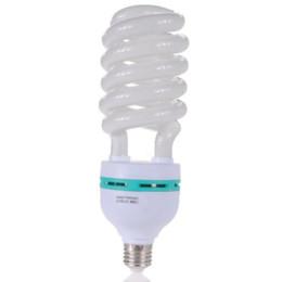 E27 220V 5500K 135W Photo Studio Bulb Vidéo appareil photo numérique Photographie lumière du jour lampe CFL Photo Studio Accessoires à partir de ampoules pour appareil photo fournisseurs