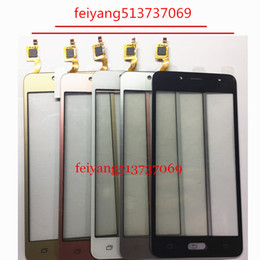 20pcs original Touch Panel For Samsung Galaxy J2 Prime SM G532 G532H F Touch Screen Digitizer sensor Glass lens