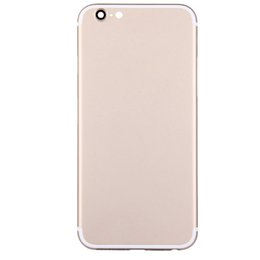 Wholesale Replcement Cover for iPhone s like Style Back Housing Bezel Chassis for iphone Rear Battery Housing Gold with Logo