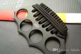 new AZAN Brass knuckles Knuckle dusters Summoner fitness supplies boxing protective gear
