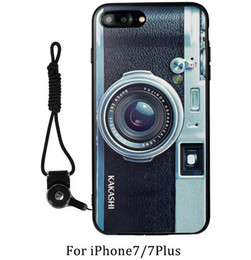 New retro camera tape Game controllers pattern tpu Phone Case For iPhone 7   iphone 7 plus