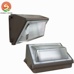 led wall pack 100W 120W wall lamp 110lm w retrofit kits wall pack light fixtures led shoebox light led UL DLC