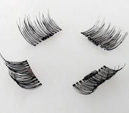 2017 New Designed Magnetic False Eyelashes Pure Handmade High Performance Cost Ratio Magnetic terrier Free magnetic eyelash 001