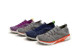 2017 men and women of the new spring and summer free shipping lightweight breathable shoes seamless docking 36-44 leisure shoes