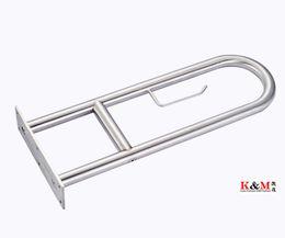 Factory Direct Stainless Steel Toilet Grab Bars Shower Handrails Bathroom Safety Bar Handicap Toilet Rails For Handicapped