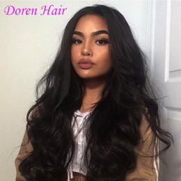 Promotion peut teindre remy extensions de cheveux Body Wave Indien Remy cheveux humains tissent des paquets Trames de cheveux humains pour les femmes noires Cheveux complets Extensions de cheveux humains peuvent être teints