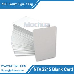 Wholesale NTAG215 Card NFC Forum Type Tag for All NFC enabled devices