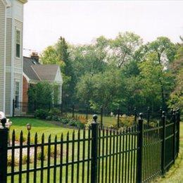 Wholesale Iron Door Garden Buildings Patio Lawn Garden Home Arches Arbours Patio fence Trellis Gates Garden Buildings free shopping no5