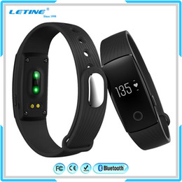 Wholesale ID107 Smart Watch Fitness Model Bluetooth Healthy Bracelet Pedometer Calorie Burnning Sleeping Moniter Stopwatch Long Standby Wristband