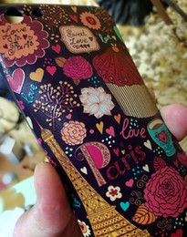 Meilleur qualité supérieure pour OPPO R9 R9s Plus TPU Relief Style chinois Colorful Flower Soft Phone Cases All Around Protection Back Cover à partir de oppo chinois fabricateur