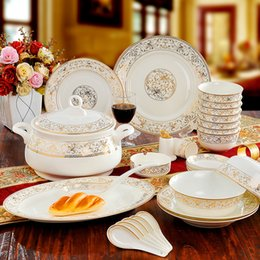 fine bone china dinnerware set Eternal Rose, wholesale ceramic dinnerware set , cheap porcelain Sun island dinnerware set