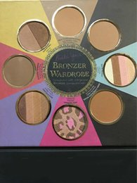 Wholesale TOP New brand Good quality with best price Fast delivery TOO Faced the little BLACK BOOK OF BRONZERS colors eyeshadow