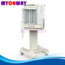 Wholesale Best Price Facial Deep Cleaning Vacuum Cleaning Multi polar Electroporation Ion Input Lifting Skin Rejuvenation Beauty SPA Machine