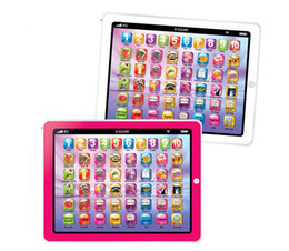 Étude des enfants en Ligne-Kids English Language Learning Machines Enfants multifonctions Éducation précoce Étiquette Tablet Toy for Child Best Gifts