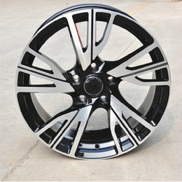 Wholesale MDD I8 inch J PCD ET Car Rims high quality Aluminum rims for SUV or sports car modification
