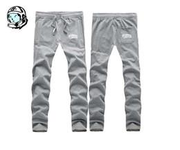 Desconto comprimento cintura quadril Frete grátis homens hip hop bbc lazer longo calças Elastic cintura impressão algodão velo integral calças