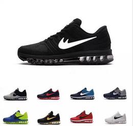 2017 hombres zapatos nuevos estilos Max 2017 zapatos deporte nuevo estilo KPU amortiguador zapatos para hombres maxes zapatillas amortiguador superficies respirables max venta al por mayor económico hombres zapatos nuevos estilos