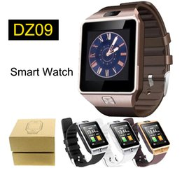 2017 apple iphone montres intelligentes DZ09 Smart Watch GT08 U8 Wrisbrand Android iPhone iwatch Smart SIM La montre intelligente pour téléphone portable peut enregistrer le sommeil DHL DHL OTH110 apple iphone montres intelligentes ventes