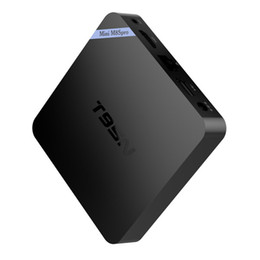 Mini boîte hd en Ligne-T95N Mini M8S Quad Pro Quad Core S905X Android TV Boxes WIFI 2G / 8G 4K Streaming Media Player Smart OTT Set TV Box
