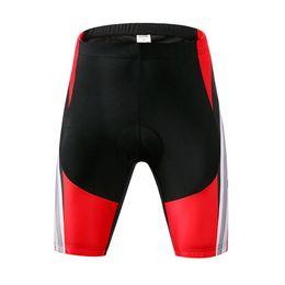 Compra Online Almohadilla para el ciclismo-WOSAWE Hombres Ciclismo Shorts Ciclismo Bicicleta Ciclo Shorts Gel 4D Cushion Shorts acolchados Pantalones Pantalones Respirar Rápido Seco BC167