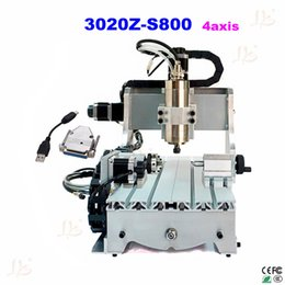 Wholesale usb adapter usb port mach CNC Z S800 axis Router milling machine Easily produce equipment tags small signs plaques and awards
