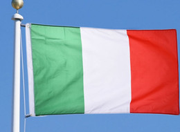 Wholesale Italy National Flag cm For World Cup Activity Parade Festival Celebration Outdoor Home Decoration Italian Flags