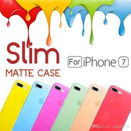 Wholesale 0 mm Ultra Thin Slim Matte Frosted Clear Transparent Flexible Soft PP Full Cover Case Skin For iPhone Plus S DHL