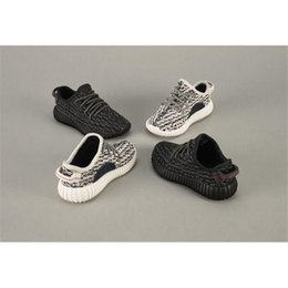 Wholesale Y Boost Infant Turtle Dove Pirate Black Made By Kanye West Boost Kids Baby Shoes BOOST BB5354 BB5355