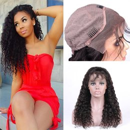 High Quality Brazilian Human Hair Wigs For Black Women Lace Frontal Remy Hair With Natural Hairline Baby Hair Free Shipping
