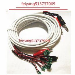 A quality Power Supply Phone Current Test flex Cable for iPhone 7 7 plus 6 6 Plus 5S 5 4S 4 +for iPad mini Power cable