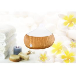 Wholesale CAROLA Room Scent Diffuser Human Infrared Humidity Control USB Aroma Diffuser ml Electric Fragrance Diffuser Hours Working Time