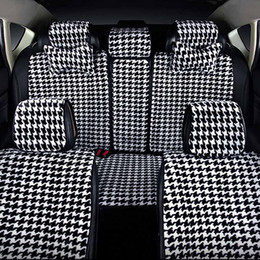 High quality universal four seasons car seat cover new plush health car cushion for automotive interiors